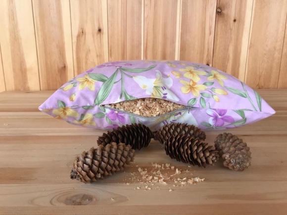 Эко подушки из кедровой стружки
