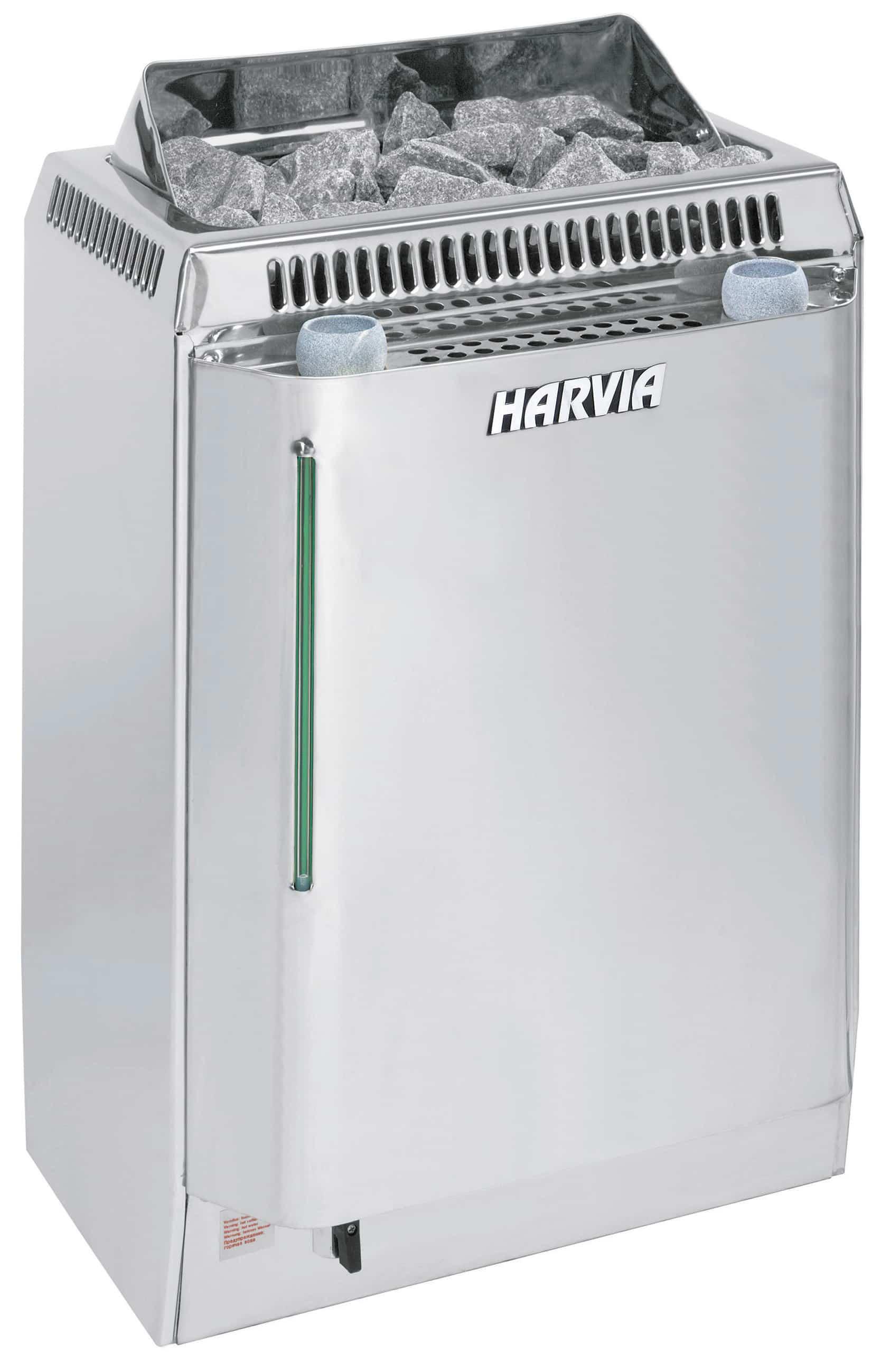 HARVIA Topclass Combi Automatic  KV50SEA
